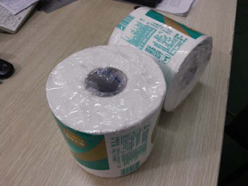 卫生纸包装机